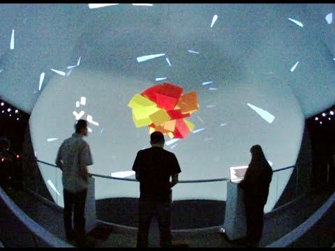 Collaborative Live-Coding with an Immersive Instrument