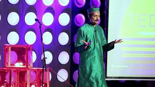 Issues of Wives of Gay Men in India   Manvendra Singh Gohil   TEDxNITW