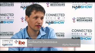 Guillaume Devezeaux -  Alpha Networks