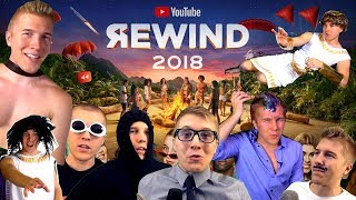 YouTube Rewind 2018 But it's Drew Durnil