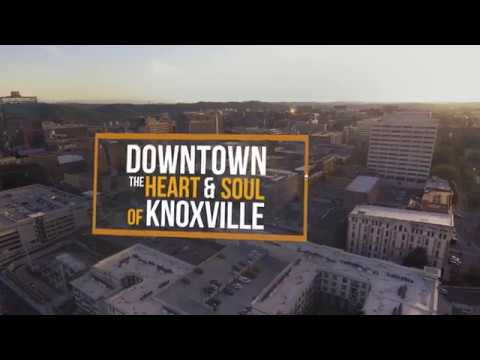 Working in Downtown Knoxville