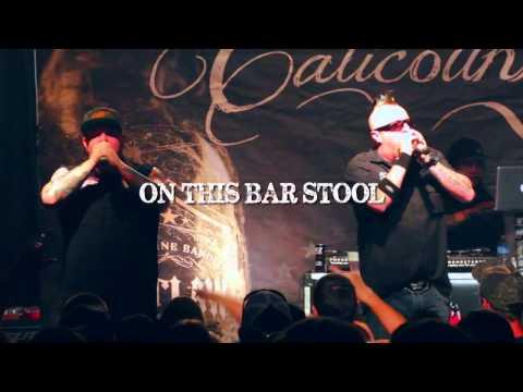 Moonshine Bandits - Arrest Me (Official Lyric Video)
