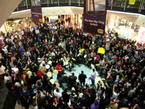 Idle No More Round Dance Mall of America