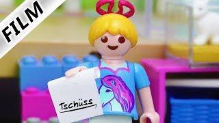 Playmobil Film deutsch | Hannah NICHT in der Schule? Ist sie im Urlaub? Kinderserie Familie Vogel