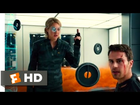 The Divergent Series: Allegiant (2016) - It's Over Scene (9/10) | Movieclips