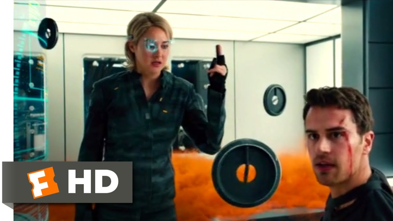 Download The Divergent Series: Allegiant (2016) - It's Over Scene (9/10) | Movieclips