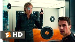 The Divergent Series: Allegiant (2016) - It's Over Scene (9/10) | Movieclips