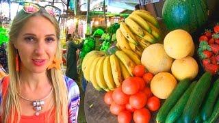 ЕГИПЕТ ХУРГАДА - Рынок в Хургаде