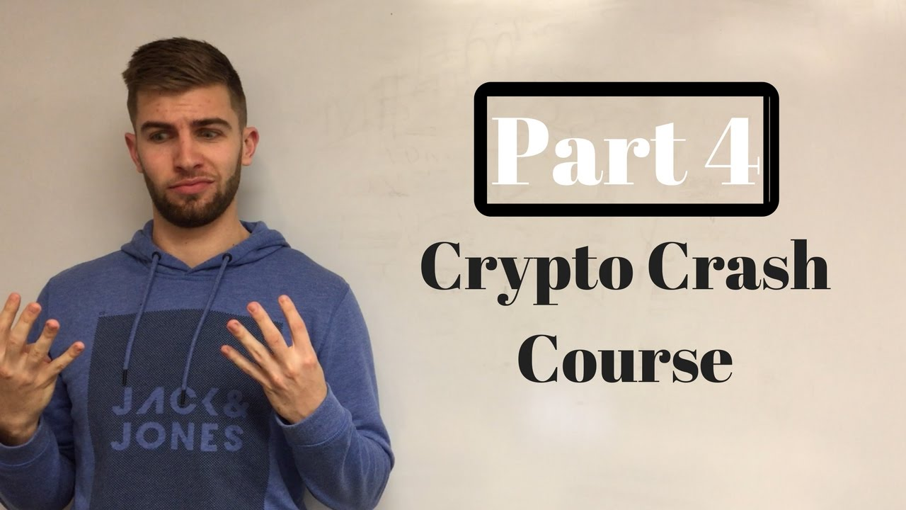 Part 4   The Birth of Cryptocurrency   Crypto Crash Course ...