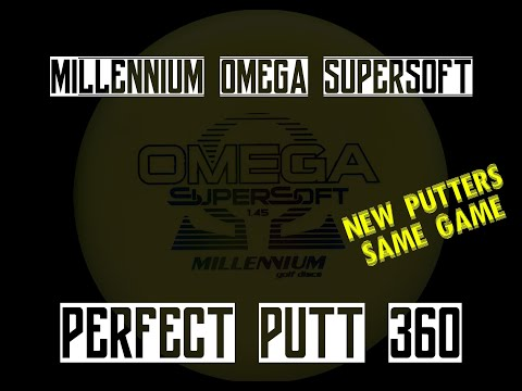 New Putters...Same Game (Millennium Omega Supersoft- Perfect Putt 360)