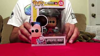 Apprentice Mickey (Mickey's 90th Anniversary) Funko Pop! #426
