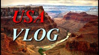 USA W MIESIĄC VLOG cz.1: Kalifornia | Los Angeles | Hollywood | Arizona | Grand Canyon - Nowy w USA