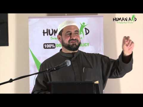 Shaykh Abdul Hadi Al Arwani -  Syria: Three Years On