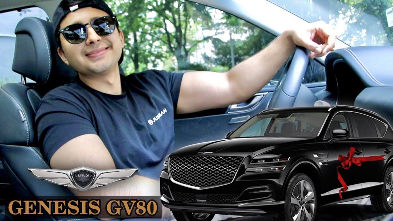 All New Genesis GV80 (2022) - Fabulous Family SUV!