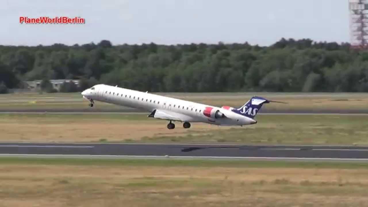 Canadair regional jet 900 sas