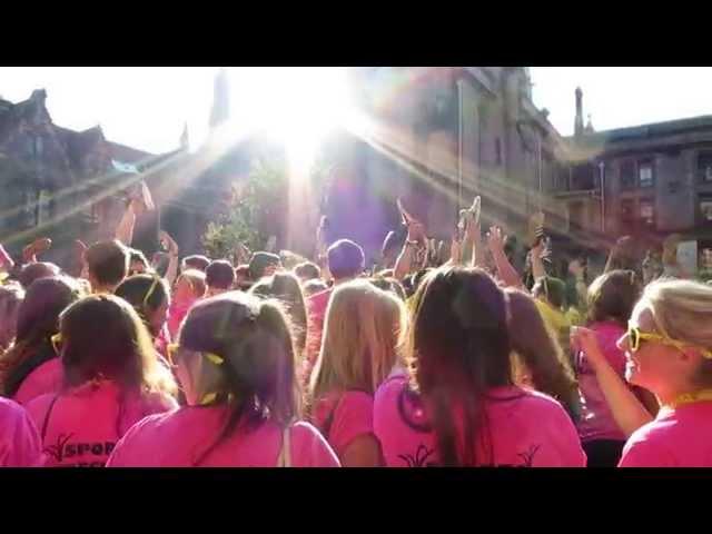 GUSA Freshers Helper Applicants Video 2015