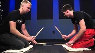 Rudiment Drumming Game - Free Drum Lesson Ft. Jared Falk