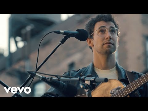 Bleachers - What'd I Do With All This Faith? (BLEACHERS ON THE ROOF live at electric lady)
