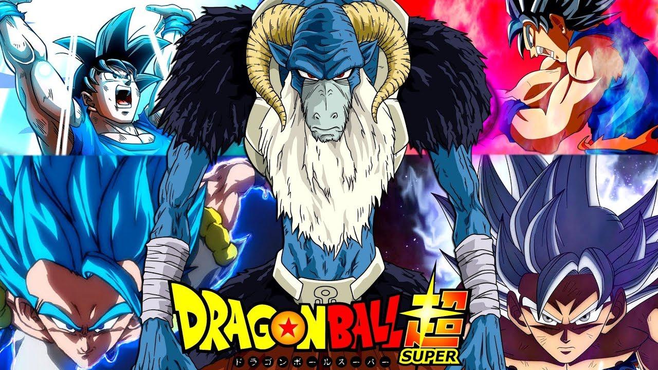 Dragon Ball super (DBS) - Arc Moro Meilleurs dessins animes Netflix