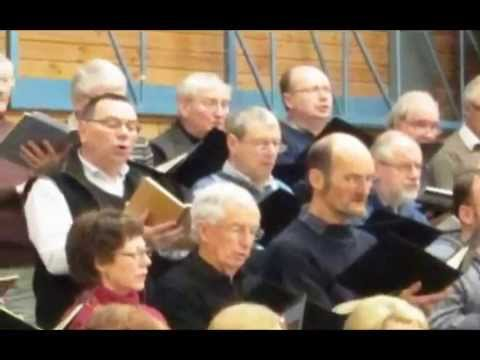 Bachs St John Passion - Lie Still