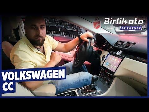 "Volkswagen CC // 10.1"" Android Multimedya Uygulamamız"