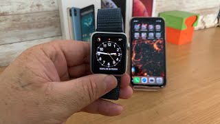 Relogio apple watch serie 1