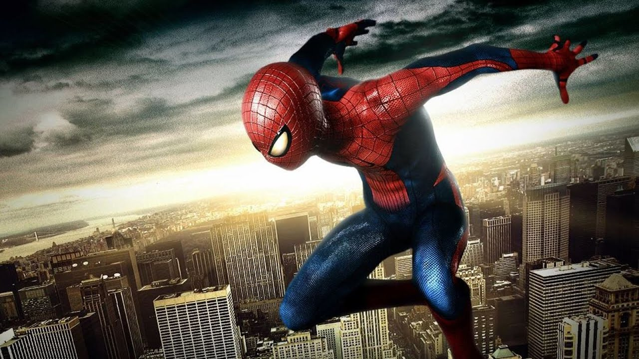 The Amazing Spider-Man Video Game - All Cutscenes (PC Version) - YouTube