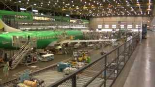Boeing 737s being built at highest monthly rate ever