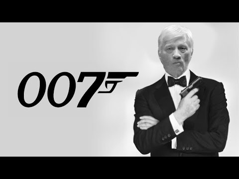 James Bond 007 ジェームズ・ボンド Orchestral Medley - Main Theme, Live and Let Die