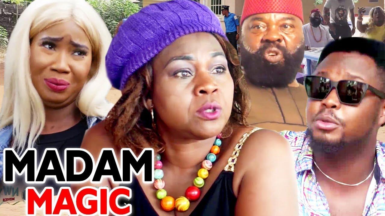 Download MADAM MAGIC Season 5&6- 2019 Latest Nigerian Nollywood Comedy Movie Full HD