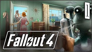 Прохождение Fallout 4 - Фолаут 1.1