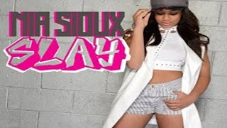 Nia Sioux - Slay (feat. Coco Jones) FULL SONG