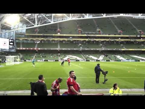 Irlandia - Hayastan (UEFA Euro 2012)ARMENIA