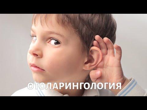 Оториноларингология. Медицина будущего