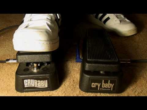 Jim Dunlop Cry Baby
