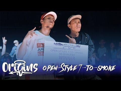 RF Jam 2018 Open-Style 7toSmoke Singapore Qualifiers | Origins: Interschool 2018