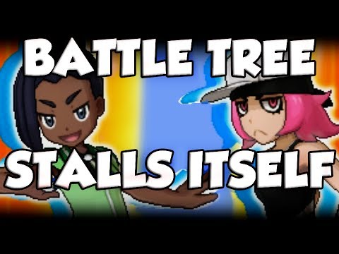 THE BATTLE TREE CPUs INTENTIONALLY STALL EACH OTHER