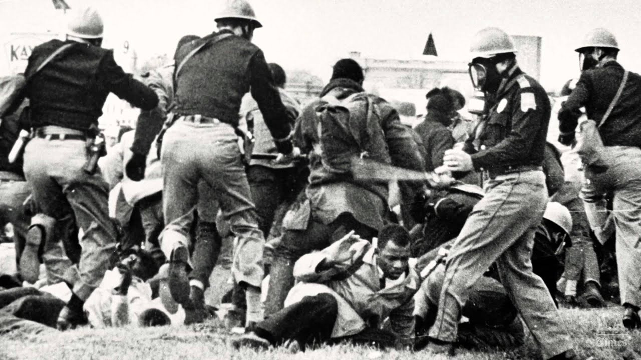 Selma 50 years later: Remembering Bloody Sunday - YouTube