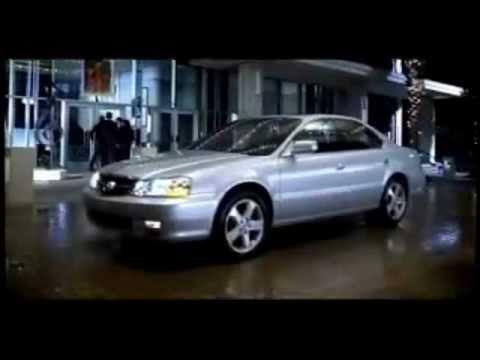 Acura TL & CL  2000~2002