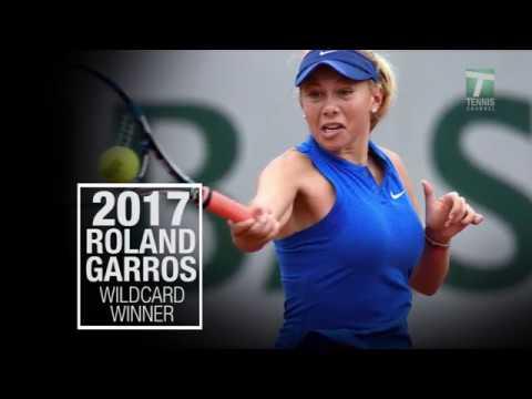 Tennis Express TenniStory -  Amanda Anisimova