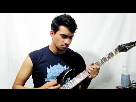 WWE - Kane Entrance | Slow Chemical - Finger Eleven (Guitar Cover by Nishant Acharya)