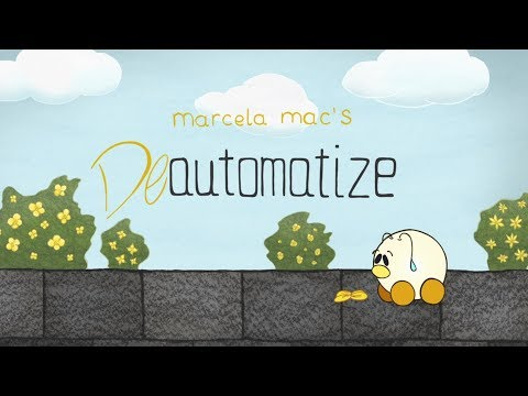 Deautomatize - short classical animation film
