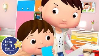 Brother and Sister Stop Bugging | Baby Cartoons and Kids Songs | Little Baby Bum