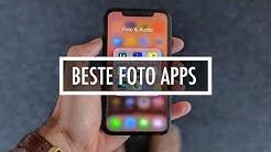 Die 5 besten Fotografie Apps 2019 | Jaworskyj
