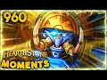 NEVER GIVE UP!!! RNG Will Save You | Hearthstone Daily Moments Ep.960