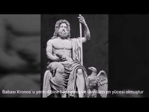 Yunan Tanrılarının Bilinmeyenleri