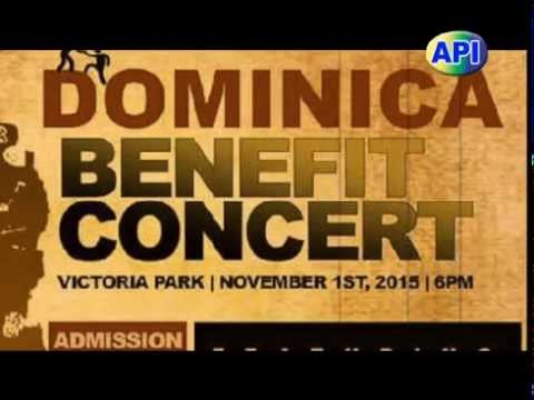 St. Vincent and the Grenadines Benefit Concert in Aid of Dominica 2015