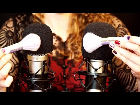 ASMR Brushing High-End Microphones – No Talking Sounds For Sleep