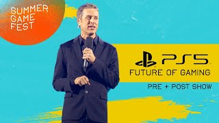 PlayStation 5: Future of Gaming Show with Geoff Keighley and Creators