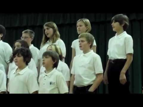 Cache La Poudre Middle School Choir
